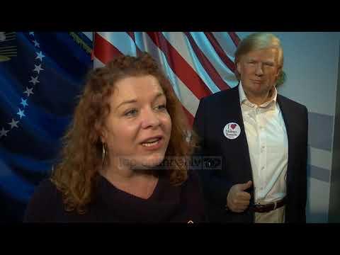 Trump, prej dylli në Berlin - Top Channel Albania - News - Lajme