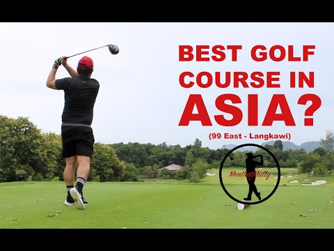 BEST GOLF COURSE IN ASIA?!?!