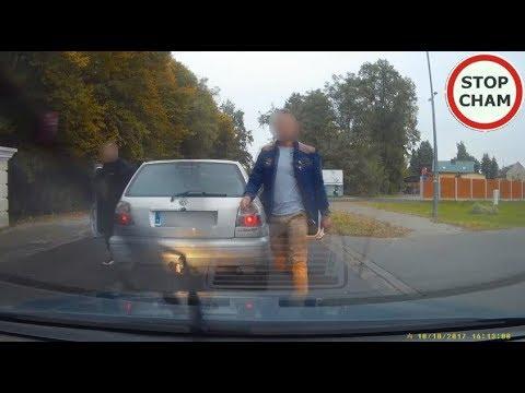 Agresja drogowa – Ty nie masz prawa dotknąć …  #58 Wasze Filmy
