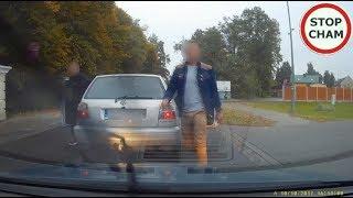 Agresja drogowa - Ty nie masz prawa dotknąć ...  #58 Wasze Filmy