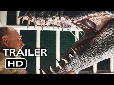 Jurassic World 2 Fallen Kingdom  Trailer #2 2018 Chris Pratt Action Adventure Movie HD