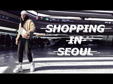 SHOPPING IN SEOUL 🇰🇷 SOUTH KOREA! | Ader Error, Hi Fi Fnk, G