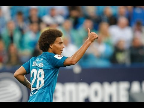 Axel Witsel - Euro 2016 - Amazing Skills - HD