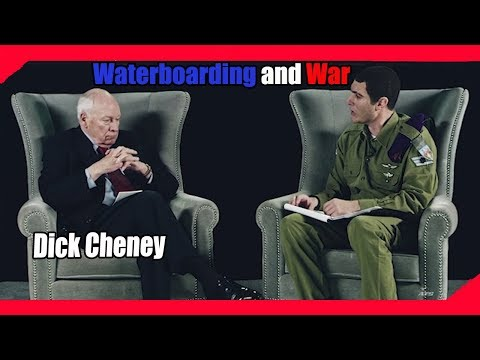 Who Is America | Dick Cheney | Waterboarding and War | Sacha Baron Cohen