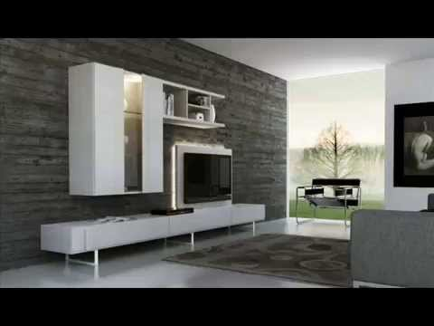 Muebles de salon apilables de salon modernos youtube for Ver muebles modernos