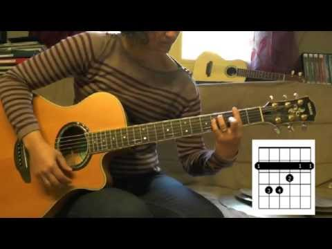 How To Play Tracy Chapman Give Me One Reason Tuto Guitare Tab