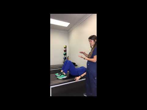 At Home Pulmonary Therapy and Rehab exercises