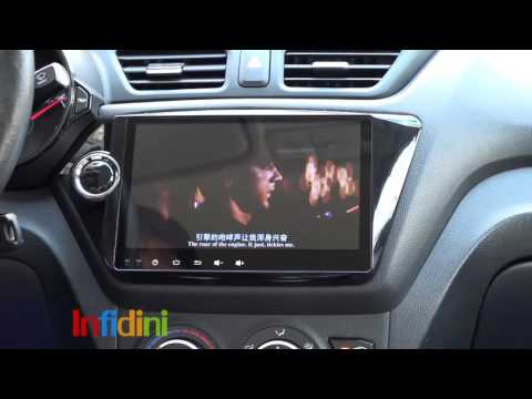 Asottu CK29060 android 6.0 car dvd player kia rio k2
