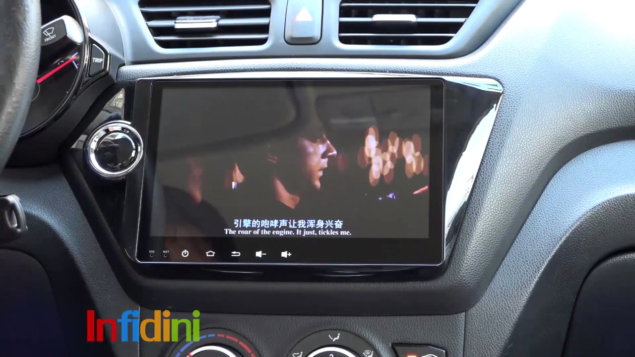 Asottu CK29060 android 6 0 car dvd player kia rio k2