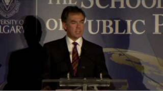 (2 of 7) Hon. Jim Prentice - Canada in Copenhagen