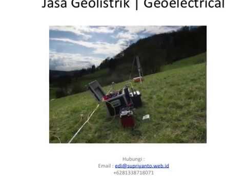 Jasa Geolistrik | Geo Electric Kabupaten Bolaang Mongondow-Lolak Sulawesi Utara