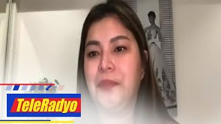 Distraught Angel Locsin on being red-tagged — People I help could be accused, too | TeleRadyo