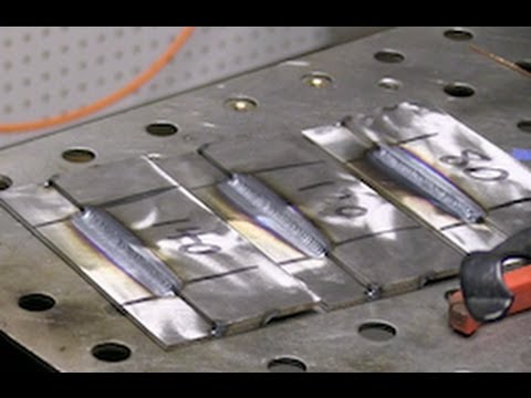 Tig Welding Steel And Controlling Heat Input