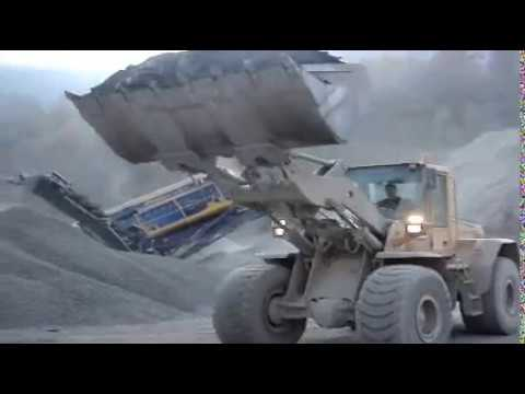Cat 988f 769d Vs Liebherr R964c Carri 232 Re De Lepuix Gy