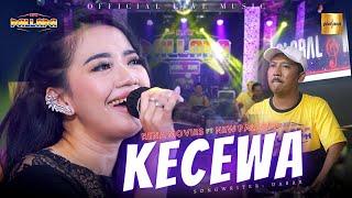 Rena Movies ft New Pallapa - Kecewa (Official Live Music)
