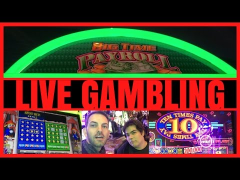 *LIVE* Gambling at MGM in Las Vegas ✦ Recorded LIVE ✦  Slingo + Quick Hit Cash Wheel + Ten Times Pay