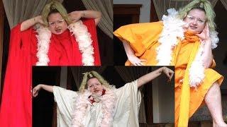 Why I dress like an obese, deranged Judge Judy