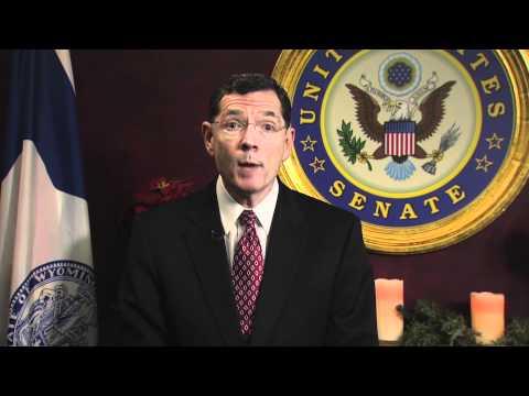 12/17/11 - Sen. John Barrasso Delivers Weekly GOP Address On Keystone XL Pipeline