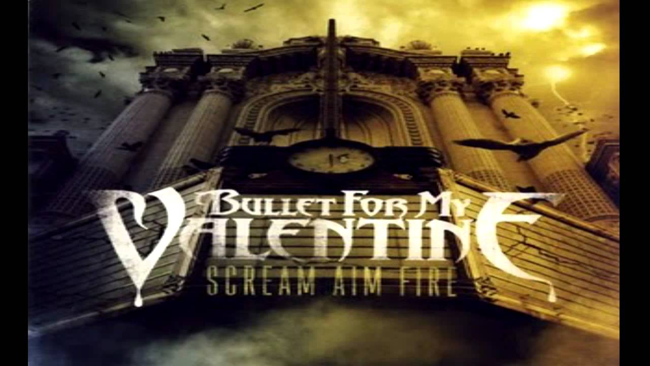 Bullet For My Valentine Say Goodnight Acoustic Youtube