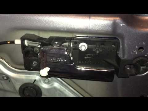 Replacing Broken Inside Door Handle On 2007 Ford Fusion Doovi