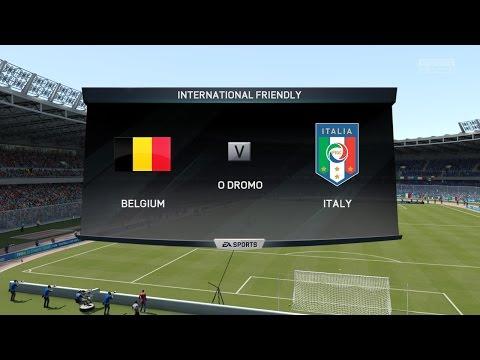 FIFA Friendly - Blake vs Griffin