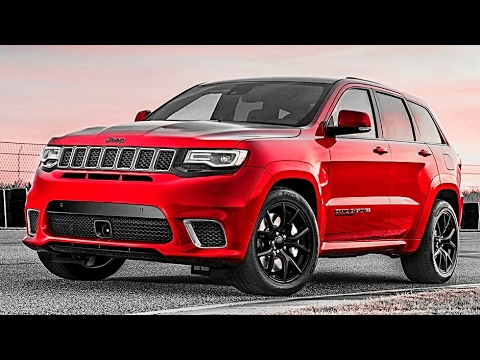 2018 jeep grand cherokee trackhawk 707 hp 0 60 in 3 5 sec all rh youtube com