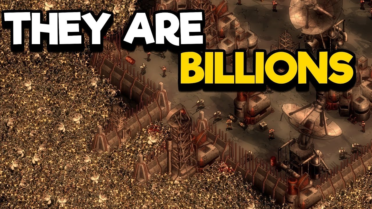 They Are Billions Gameplay - Zombie Defense Post Apocalyptic City ...