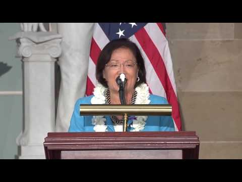 Senator Hirono Shares Memories of Mark Takai
