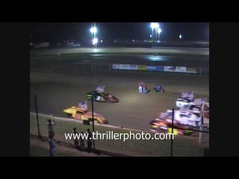 Lake Country Speedway  USMTS Modified Show 5-1-09
