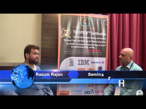 Interview Mr. Nitin Kumar/ Head Procurement/ FIS Global
