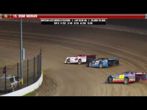 10.1.16 DIRTcar Fall Nationals |  Feature Highlights