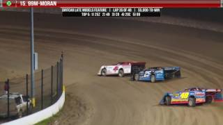 Eldora Speedway DIRTcar Fall Nationals Feature Highlights