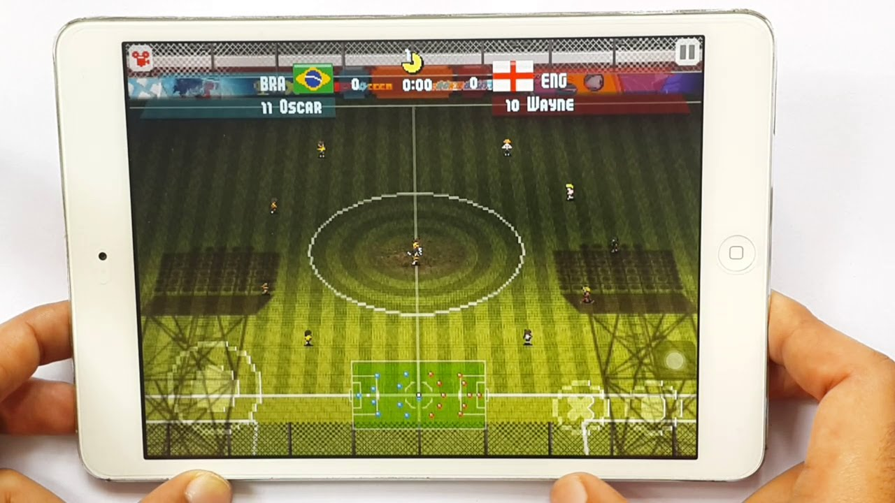 how to watch live soccer ipad