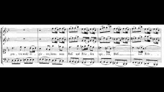 "Bach BWV 208-5 ""Schafe können sicher weiden"" (""Sheep may safely graze"")"