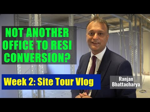 Commercial Property Conversion  | Serviced Offices | Commercial Property Investment | Week 2