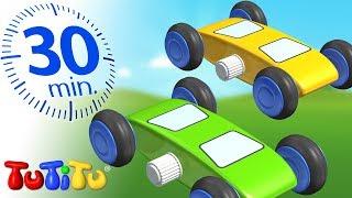 Игрушки для малышей | Заводные игрушки | 30 минут ТуТиТу Игрушки