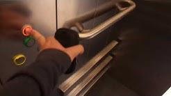 2007 KONE Monospace MRL Traction Elevator @ K-Citymarket Rauma, Rauma, Finland