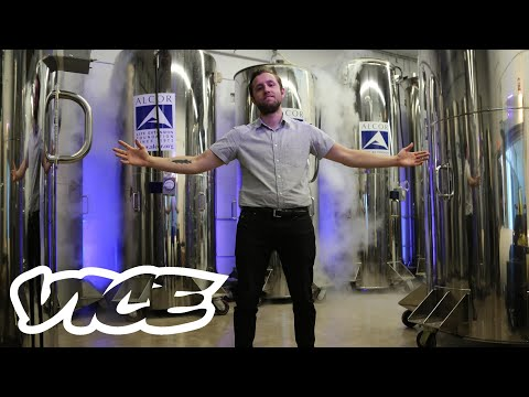 World Of Cryonics - Technology That Could Cheat Death