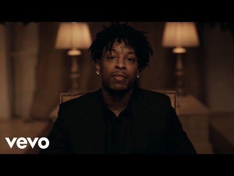 Mix - 21 Savage - a lot ft. J. Cole