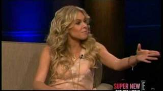 Laura Bell Bundy on Chelsea Lately