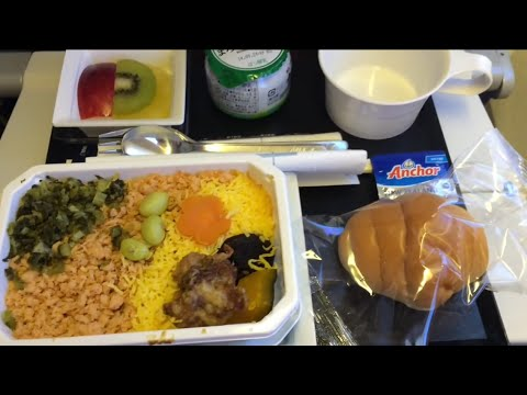 ANA | BEST INFLIGHT MEAL: NH8 TOKYO TO SAN FRANCISCO
