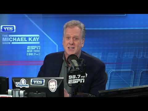Derek Jeter Hall of Fame election reaction with Michael Kay