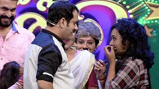 Thakarppan Comedy I Ball game and  an interesting punishment I Mazhavil Manorama