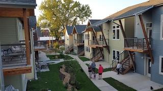 Cohousing communities help prevent social isolation