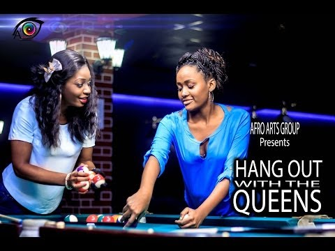 Hangout with the Queens (Miss Africa Lugansk)