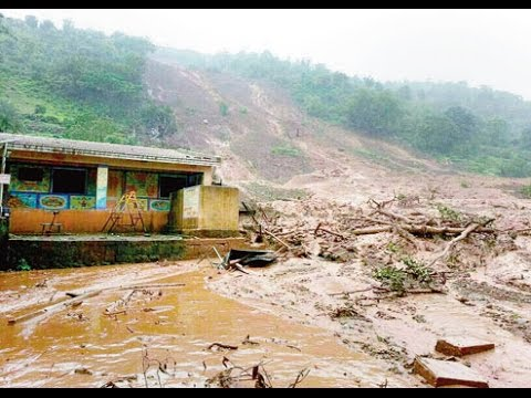 Landslide Hits Indian Village; At Least 24 Dead 150 May Be Trapped,Rescue Operations Underway