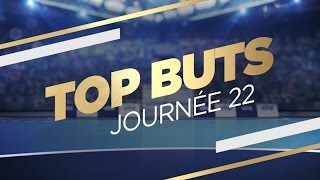 LIDL STARLIGUE 16 17 Top Buts J22