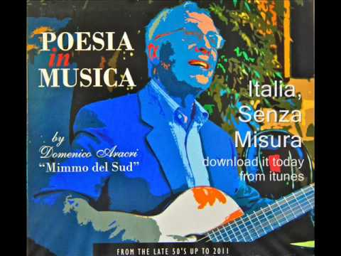 Domenico Aracri – Italia, Senza Misura from his album Poesia in Musica