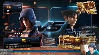 【鉄拳7/家庭用】CHIKURIN(JIN ) vs amigo(JIN) CHIKURIN's Ranked Matc...