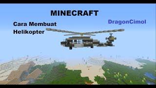 Minecraft - Membuat Helikopter